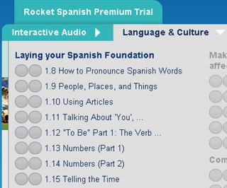 Rocket Spanish Language and Culture