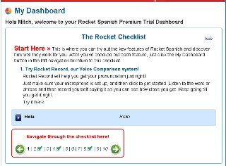 Rocket Spanish Free Trial 5