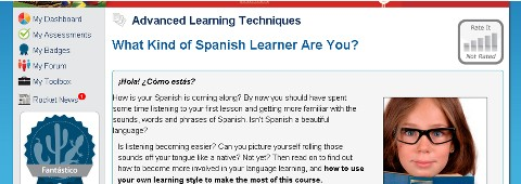 Type of Spanish Learner