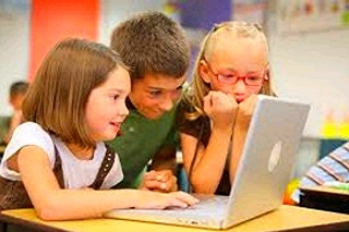 Kids Learning Spanish Online