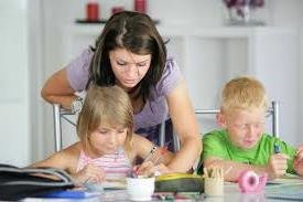 Homeschooling your children can be a challenge!
