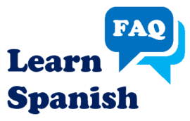 Learn Spanish FAQs Logo
